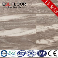 8mm Thickness AC3 Wood Texture Bangkirai Decking laminated flooring 9863-1