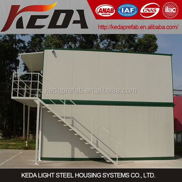 Mobile Modular Container Housing Unit duplex container house