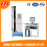 China Supplier Manual Universal Tensile Testing Machine