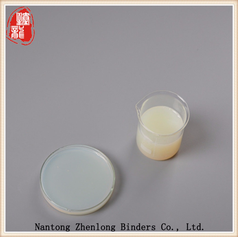 China producer coating adhesive for screen printing