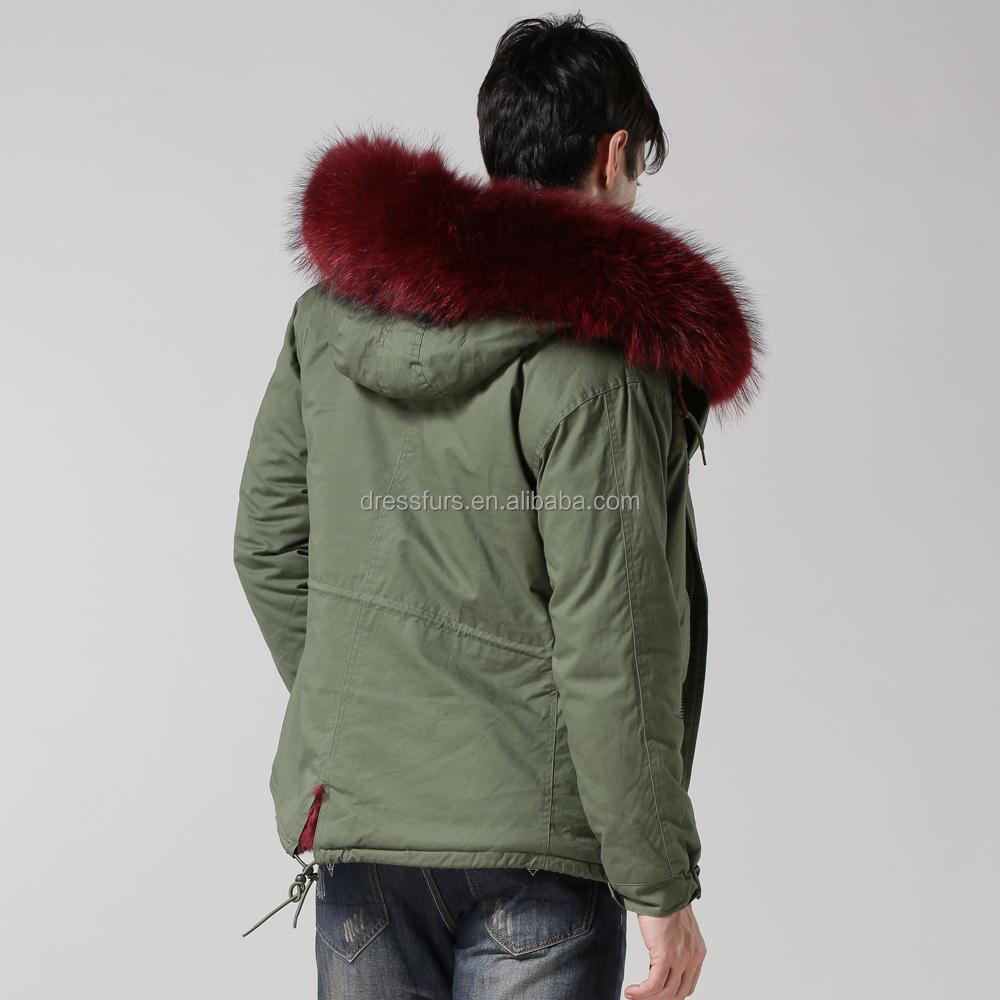 gr n au erhalb herren winterjacken faux pelz mantel mit kapuze jacke produkt id 60438698173. Black Bedroom Furniture Sets. Home Design Ideas