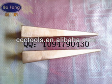 non sparking,safey tools,aluminum bronze,explosion proof wedge