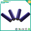 micro rechargeable 18650 slim battery 3.7v