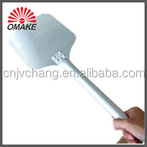hotting selling square pizza peel high quality pizza tools stainless steel pizza spade