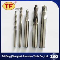 High Efficiency Tungsten Carbide Drill Bits And Taps
