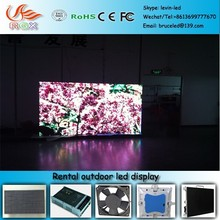 RGX T-13 Die-Casting Aluminum Outdoor Rental LED Display P8 SMD precise die-cast aluminum outdoor rental stage background