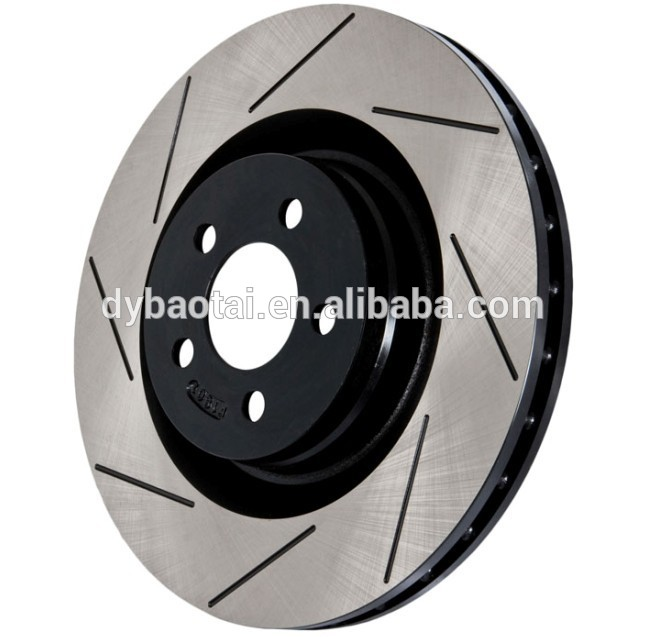 front disc brake rotors Customized