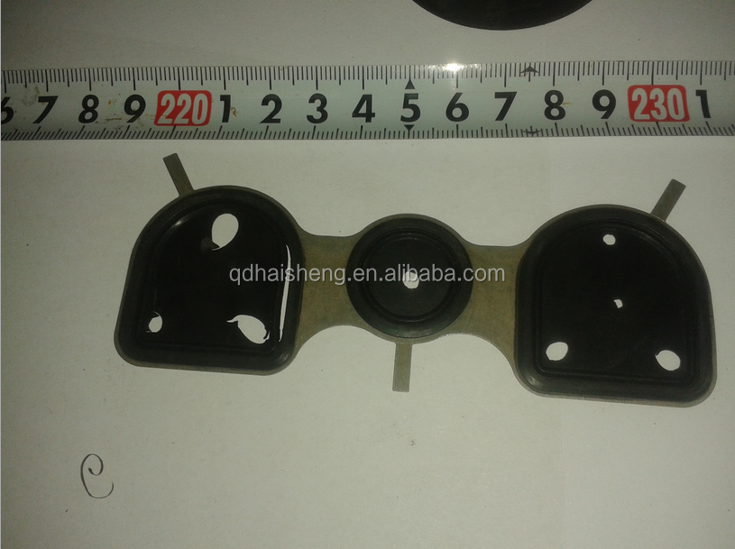 Customized Engine high-precision fluorine rubber seal component