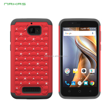TPU case stand sunshine smart cell phone case cover for Coolpad defiant 3632A (NKS-00371)