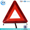 reflective warning triangle, car warning triangle sign, traffic warning triangle made in china
