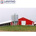 layer and broiler different types of poultry farm house