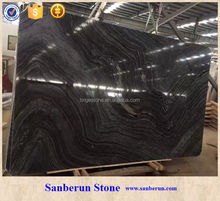 2017 good quality Natural Zebrano marble stone