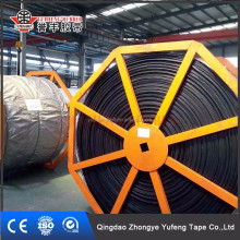 180C Heat Resistant Rubber Conveyor Belt For Cement Plant