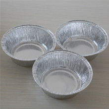 restaurant use round disposable aluminum foil soup bowl,beverage box