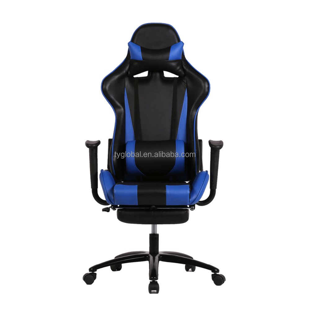 PU leather fashion Racing chair comfortable gaming chair