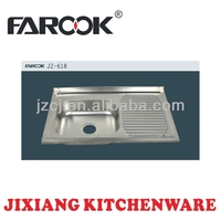 stainless steel fancy kitchen sink steel king