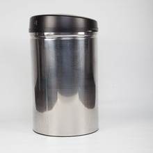 Commercial Hotel Eco Friendly Intelligent Electric Trash Can Touch Free
