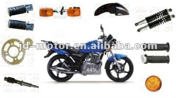 Japanese Motorcycle EN125 Parts and Accessories