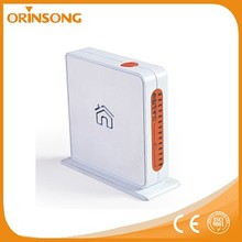 Automatic fault detection house usage wireless alarm system