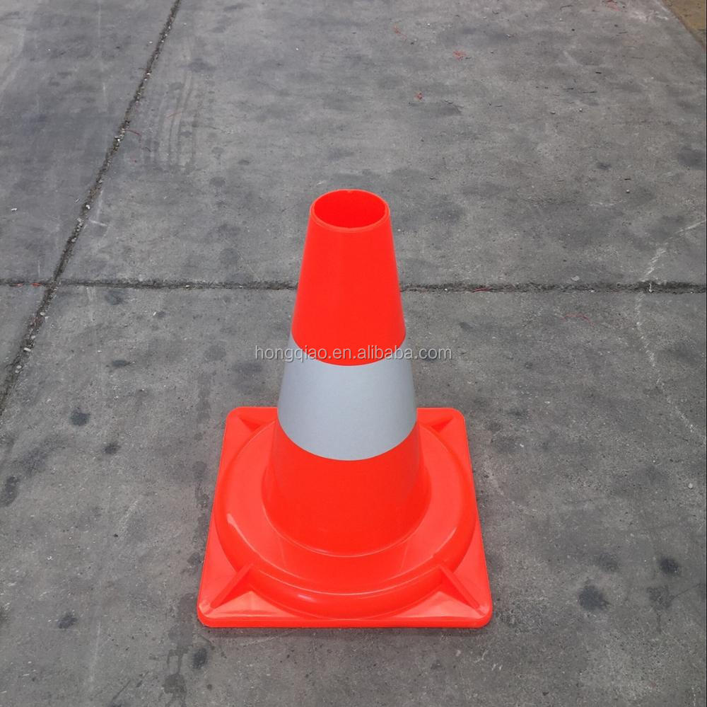 Sweden standard 30cm 12 inch Europe PP Traffic Cone