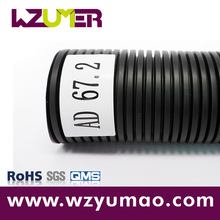 WZUMER machineries electrical equipment Insulated Polyamide PA Corrugated Hose