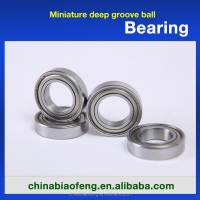 Hot Sell Deep Groove Ball Bearings Long Life Electrically Insulated Chinese Brand Bearings