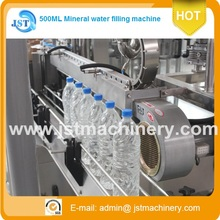 Full automatic complete pure water filling machine in Congo