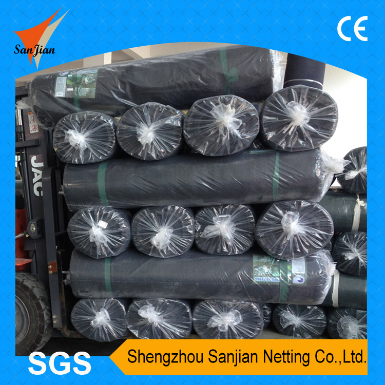 Anti UV Outdoor Sun Greenhouse HDPE Shade Net Shade Cloth