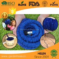 15m Expandable Flexible Stretch Magic Water Garden Hose with Spray, self expanse