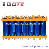 Rechargeable lifepo4 battery 48v 30ah composed with 38120s 3.2v 10ah headway battery