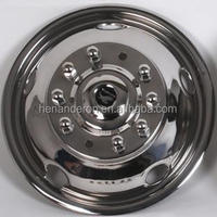 19.5 inch Stainless Steel Wheel Cover/Wheel Trim for Truck/Bus