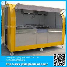 YY-FS290A Buy direct from china wholesale mobile hot and cold food vending cart