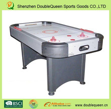 Best sell factory price rotating 2 in 1 air hockey table with pool table