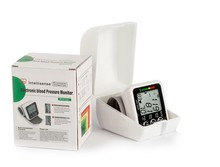 Digital wrist Blood Pressure Monitor with WHO indication
