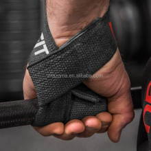 Custom Crossfit weight lifting wrist straps