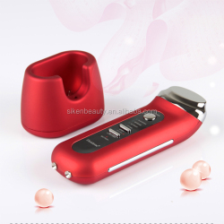 Cleaning equipments for face home use beauty equipment facial machine galvanic