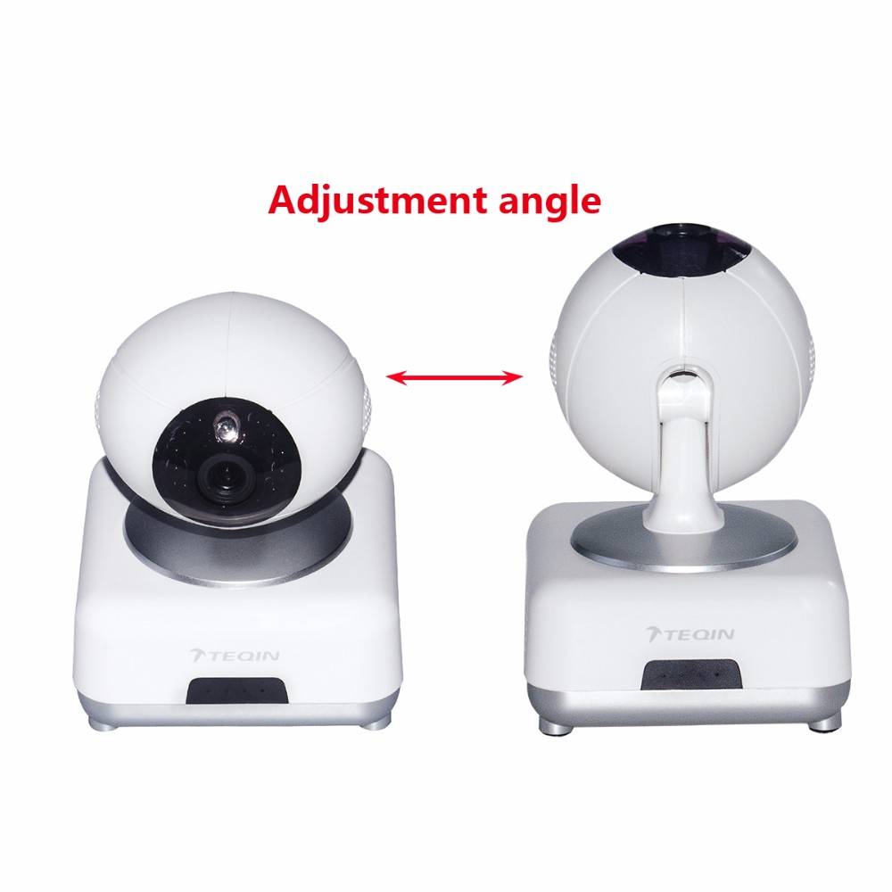HD 720P Two-way audio security Pan Tilt wireless video indoor home ip camera