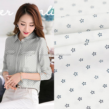 Wholesale Textile High Quality Woven Combed 40s*40s Poplin 100% Cotton For Shirt Printed Fabric