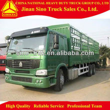 High Quality Howo 8*4 cargo scania trucks for sale