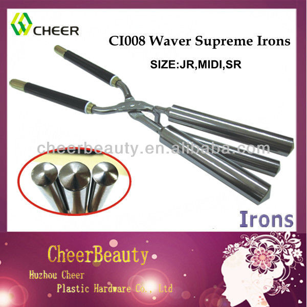 waver supreme new hair curling iron