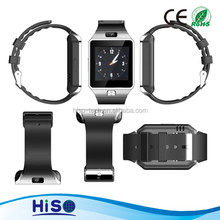 2016 factory supply android wrist watch cell phone with high demand DZ09 fashion watch