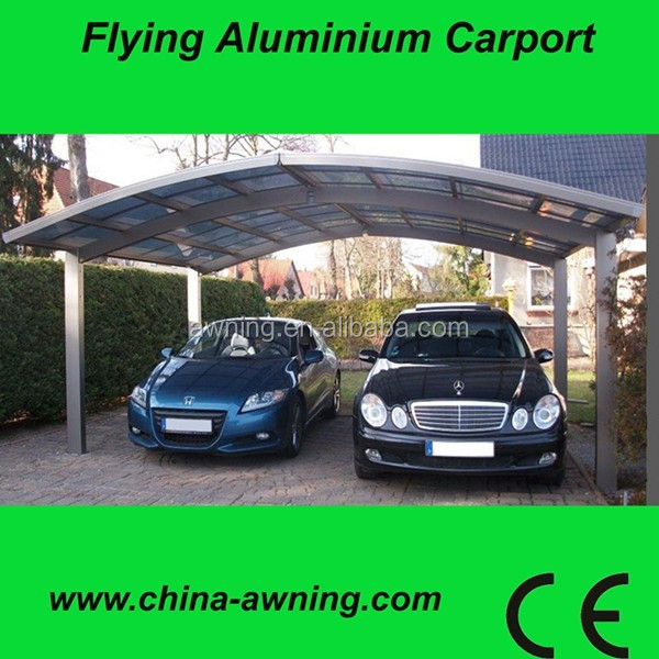 2015,hot sale New Products Laminated Glass Canopy with as/CE-outdoor aluminum carport