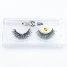 Wholesale Beauty Supply Eyelash Premium Mink Fur Eyelashes Full Strip Privated Label 3d Mink Lashes With Custom Boxes