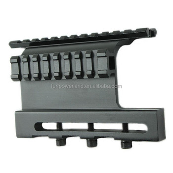 Funpowerland AKs Side Picatinny Rail Mount System for ak accessories
