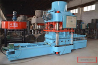 China nice design hot selling JS automatic hydraulic concrete tile pressing machine