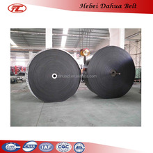 DHT-044 light weight conveyor belt rubber belt for industry