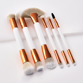 High Quality Power Powder Imported  Wholesale Trending Products Synthetic Makeup Brush Set  Kit