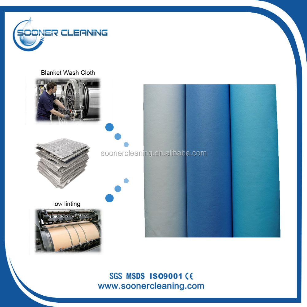 Nonwoven Woodpulp SMT Stencil Cleaning Wiper Paper <strong>Roll</strong>