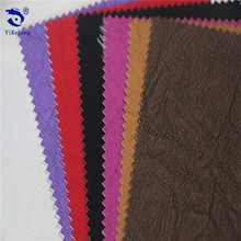 High Quality colorful PU Rexine Raw Material For Sofa and shoes