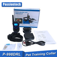 The latest remote pet training collar with lcd display